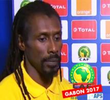 CAN 2017 : Aliou Cissé donne le Cameroun favori face au Sénégal
