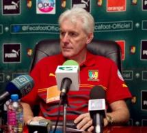 """""""La pression sera du côté du Sénégal"""" (Hugo Bross, coach Cameroun)"""