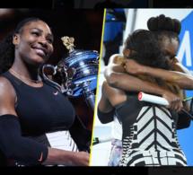 Serena Williams remporte l'US Open d'Australie face à sa soeur Venus !