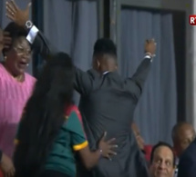 Vidéo – Le Cameroun est champion d'Afrique ! Etoo jubile . Regardez