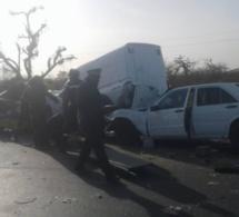 Grave accident à hauteur de Alloup Kagne: 3 morts et des blessés