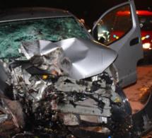 Statistiques: 80% des accidents de la route surviennent la nuit
