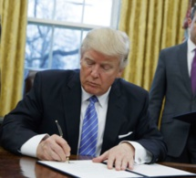 Trump veut se battre après le maintien de la suspension de son décret sur l'immigration