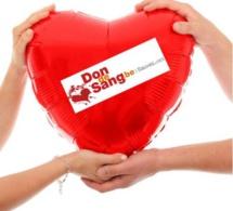 Don de sang le jour de la Saint-Valentin, l'amour fêté autrement
