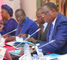 Conseil des ministres, le Président Macky Sall dépeint un système judiciaire presque parfait