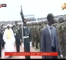 Quand la chanson « plus fort » de Youssou Ndour est reprise par l'armée gambienne