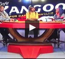 Vidéo- La robe super transparente de Miss Sénégal 2016 fait bouger la toile…