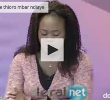 Vidéo:Infos people 2stv du jeudi 23 février 2017 avec Thioro Mbar Ndiaye