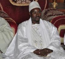 Serigne Bassirou Abdou Khadre rend visite à la famille El Hadji Cheikh Touré, mardi