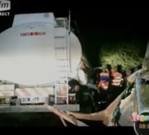 Saint-Louis: le bilan de l'accident de la circulation s'alourdit à 18 morts