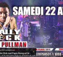 VIDEO: ANNIVERSAIRE Waly Seck 22 avril 2017 les DOCK PULLMAN de Paris