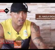 "Vidéo- El Hadji Diouf : ""Augustin Senghor doit partir"""