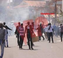 Échauffourées entre forces de l'ordre et partisans de Khalifa Sall au tribunal