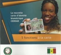 Cartes d'identité biométrique Cedeao: Un expert doute de leur inviolabilité