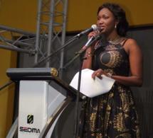 Élue la plus jeune cheffe d'entreprise 2017 à Genève : L'émouvante lettre de remerciement d'Anta Babacar Ngom Bathily …
