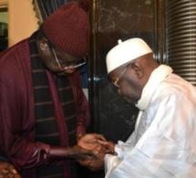 Visite du khalife général des Tidianes à Dakar: Al Amine était chez Al Maktoum hier, à Fann