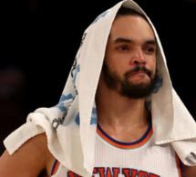 BASKET NBA-Joakim Noah: le fils basketteur de Yannick Noah suspendu pour 20 matches