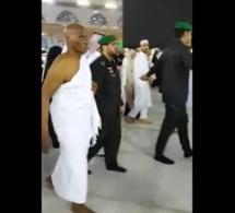 Video- Oumra du Président Abdoulaye Wade à la Mecque. Superbes images…Regardez