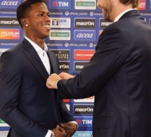Lazio: Un salaire mensuel de 459 millions de Fcfa proposé au sénégalais Keita Baldé Diao