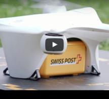Des hôpitaux suisses se sont mis à utiliser des drones pour transporter des échantillons de laboratoires
