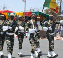 Célébration du 4 avril: L'Armée prête pour marquer le pas demain