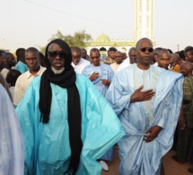 Présentation de condoléances du PM et du ministre de l'Intérieur au Khalife général des Mourides