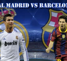 Tout sur la rivalité entre le Réal et Barça: le Clàsico se joue le 23 avril