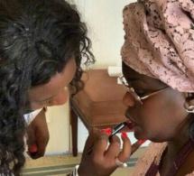 Fête d'indépendance du Sénégal: Quand Marième Faye Sall se prépare pour se…