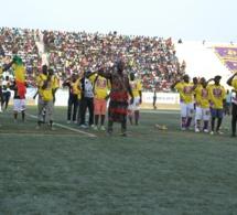 En images du combat Siteu Zoss au stade Demba Diop par Assane Ndiaye Baol Production.