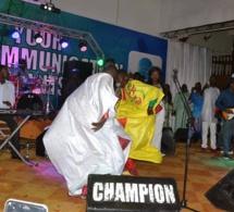 DINER GALA SHOW: Pape Diouf et la génération consciente inonde la Gambie.