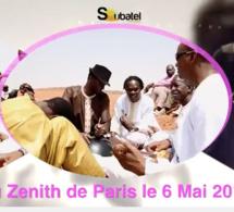 JOUR J - 09 Baba Maal réouvre les portes du Zenith de Paris ce 06 Mai pensez déjà à vos billets au FNAC AUCHAN CARREFOUR.
