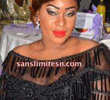 La ravissante Sosso Thiam a opté pour un look « All black » très…