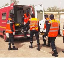 « L'objectif est de mettre une caserne tous les cent kilomètres », rassure le ministre Abdoulaye Daouda Diallo