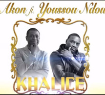 EXCLUSIVITÉ NEW SINGLE Akon feat Youssou Ndour » KHALICE NEXXNA«