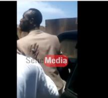 Insulté, Sanekh se bagarre dans la rue…. Découvres la vidéo !
