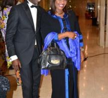 Dj Boubs, cavalier élégant de la sublimissime Eva Tra au Lat Dior Fashion Show Design