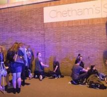 Plusieurs morts dans un concert d'Ariana Grande à Manchester