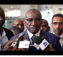 Me Sidiki Kaba demande aux Etats africains de doter plus de ressources aux ministères de justice