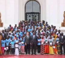 Photos : Macky Sall salue le travail d'inclusion sociale de World Vision
