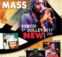 """Concert live de Neega Mass avec un concept innovant """" Le Kemetic Show"""", avec comme guest Stars:"""