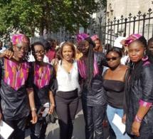 Manko Taxawou Senegaal croise le chemin de la communauté chrétienne sénégalaise de France (Texte et images)