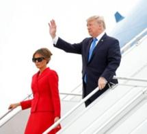 EN DIRECT - Donald Trump et son épouse à Paris pour les cérémonies du 14 juillet