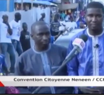 "Législative: Ndella Madior Diouf de la coalition ""CITOYENNE NENEEN""."