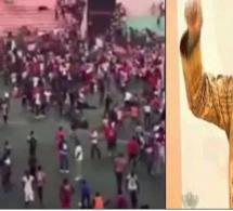 Vidéo – Incroyable : Cheikh Tidiane Gomis avait prédit le drame au stade Demba Diop un jour avant le match !