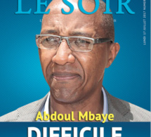 LE SOIR NUMERO 61: Le premier quotidien numérique du Sénégal