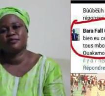 Vidéo : La maman de Bara Fall présente ses excuses à propos des commentaires de son fils sur Facebook …Regardez