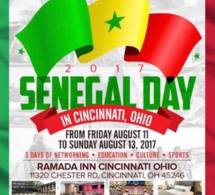 FROM SENEGAL TO THE STATES, vous donne rendez-vous du 11 au 13 aout à Cincinati