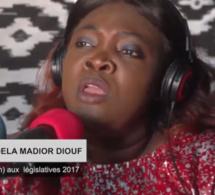 """Ndela Madior: """"pourquoi à Fatick, les jeunes ne sont pas accompagnés, cette ville ne bouge pas?"""""""