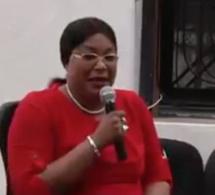 Mme Mar du Consulat du Sénégal à Casablanca; Une vraie mère Théresa nous raconte l'histoire triste d'uné Sénégalaise sans abri pendant deux ans au Maroc.