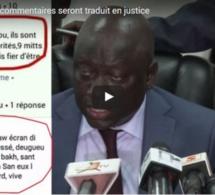Drame de Demba Diop: l'étau se resserre autour de Bara Fall
